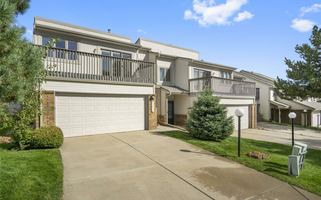SOLD: Townhouse in Lakewood Hills