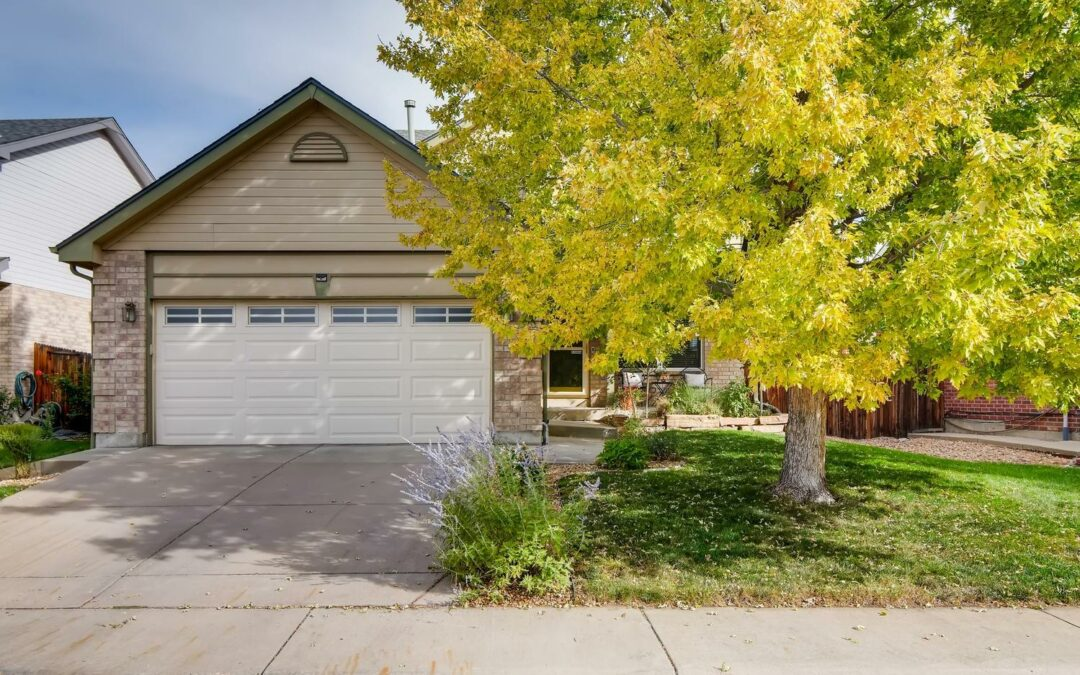 ACTIVE: Delightful, bright and cheery two-story in Willow Run.